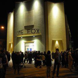 cinefox - facciata (Caorso)